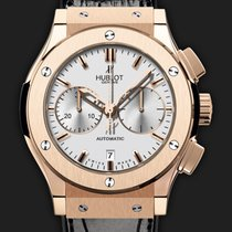 Hublot Classic Fusion Chronograph King Gold Opalin 45 mm