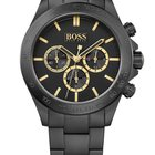 Hugo Boss 1513278 Ikon Chrono Black-Gold Edition 10ATM 44mm