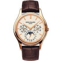 Patek Philippe 5140R Rose Gold Men Grand Complications 37.2mm...