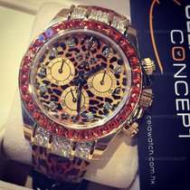 "Rolex Cosmograph Daytona ""Leopard"" Special Edition..."