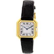Cartier Vintage Cartier 18K Yellow Gold Paris Watch
