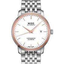 Mido Baroncelli III Chronometer Herrenuhr M027.408.41.011.00