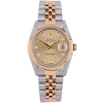 Rolex Pre-Owned DateJust 16233 2000 Model