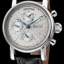 Chronoswiss Sirius Chronograph Day Date CH-7543K-ENGL