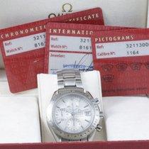 Omega Speedmaster Chronograph Date Chronometer Fullset Papiere