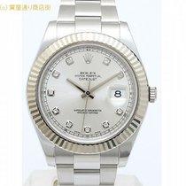 ロレックス (Rolex) ロレックス デイトジャストU 116334G V番