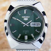 Seiko Vintage Seiko 5 Mens Day Date Automatic 6319-7000 With...
