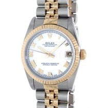 Rolex Datejust 31 68273 Steel, Yellow Gold, 31mm