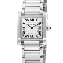 Cartier Tank Women's Watch WSTA0005