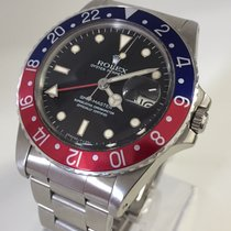 Rolex GMT Master - Spider Dial - Plexi - Incredible good..