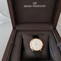 Girard Perregaux 1966 Classique Automatic Silver Dial Men's Watch