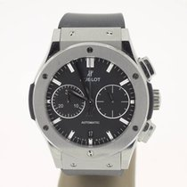 Hublot Classic Fusion Chronograph 45mm Titan (PAPERonly2015) MINT