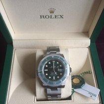 "Rolex Submariner 116610 LV, NEW, ""Hulk"""