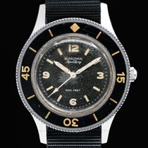 """Blancpain Vintage Fifty Fathoms Aqualung 1000FT """"Jacques..."""