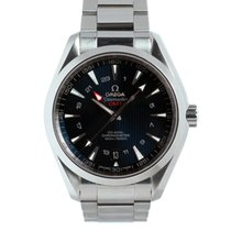 Omega Seamaster GMT 231.13.43.22.03.001