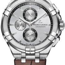 Maurice Lacroix Aikon Herren Chronograph AI1018-SS001-130-1