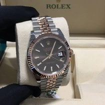Rolex Datejust II - 41mm 18ct Rose Gold Chocolate Jubilee...