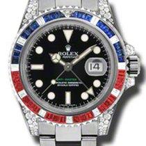 ロレックス (Rolex) White Gold GMT ii 116759SARU