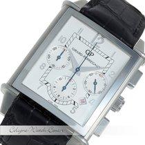 芝柏 (Girard Perregaux) Vintage Chronograph Stahl 25840-11