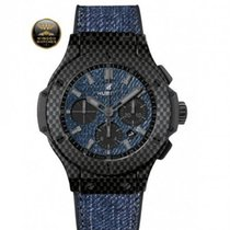 Hublot - BIG BANG - JEANS CARBON CHRONOGRAPH