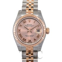 롤렉스 (Rolex) Lady Datejust Pink 18k Pink Gold 26mm Roman...