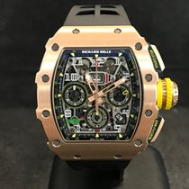 Richard Mille RM 011-03 FULL ROSE GOLD  CHRONOGRAPH