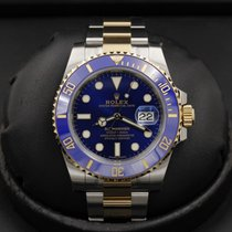 Rolex Submariner 16613lb Stainless Steel / Yellow Gold