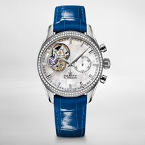 Zenith CHRONOMASTER EL PRIMERO OPEN LADY Steel-mother of pearl...