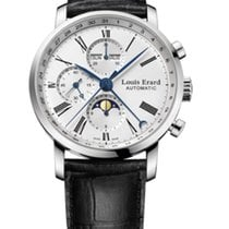 Louis Erard EXCELLENCE CHRONOGRAPH STEEL 80231AA01