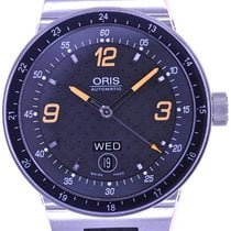 Ορίς (Oris) Mans Automatic Wristwatch Williams F1 Team Day Date