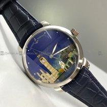Ulysse Nardin - Classico Enamel 8150-111-2 Blue Dial WG
