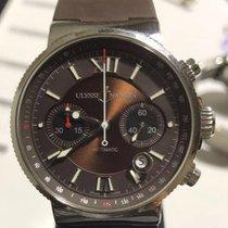 Ulysse Nardin Maxi Marine 41mm Chronograph 353-66-3.355