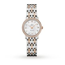 Omega DeVille Ladies Watch 424.25.24.60.55.002