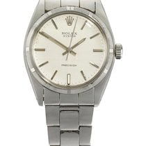 Rolex | A Stainless Steel Centre Seconds Wristwatch With...
