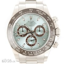 Rolex Daytona 116506 Platinum Ice Blue  Papers 05/2016 EU