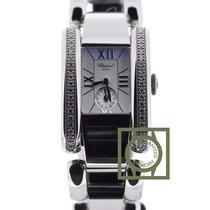 Chopard La Strada Diamond Set white Dial NEW