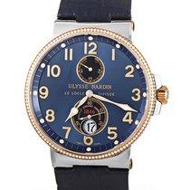 Ulysse Nardin 265-66/154278 Maxi Marine Chronometer Two Tone...