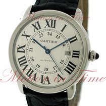 Cartier Ronde Solo Extra Large Automatic , Silver Dial -...