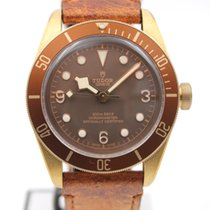 Tudor Heritage Black Bay Bronze 79250BM NEW 2017