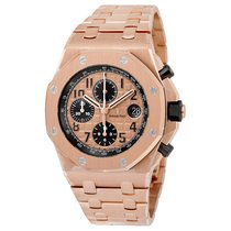 Audemars Piguet ROYAL OAK OFFSHORE CHRONOGRAPH pink gold 42mm