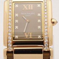 Patek Philippe 24 Twenty-4 4920R-001 18kt Rose Gold Diamond...