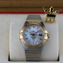 Omega 123.20.31.20.05.001 Constellation Rose Gold & Stl...