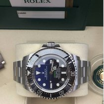 Rolex Sea-Dweller Deepsea BLUE 2016