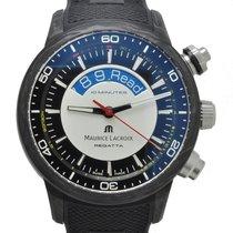 Maurice Lacroix Pontos S REGATTA Carbon Limited Edition Watch...