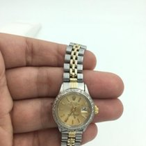 Rolex Datejust Lady Two Tone 18 K & Ss  Ref 6517 Automatic...
