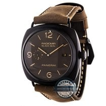 Panerai Composite Black Seal 3 Days PAM 505