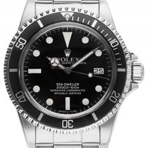 "Rolex Sea-Dweller ""The Great White"" Mark IV Stahl..."
