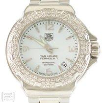 TAG Heuer Uhr Formula 1 Lady Diamonds Ref. WAC 1215