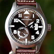 IWC St. Exupery Power Reserve Stainless Limited Edition 44mm...