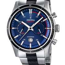 Festina F16819/1 Sport Racing Chrono 44mm 100M